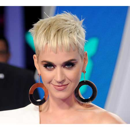 Katy Perry pixi frizura