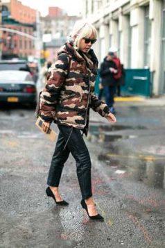 kamuflazna jakna outfit