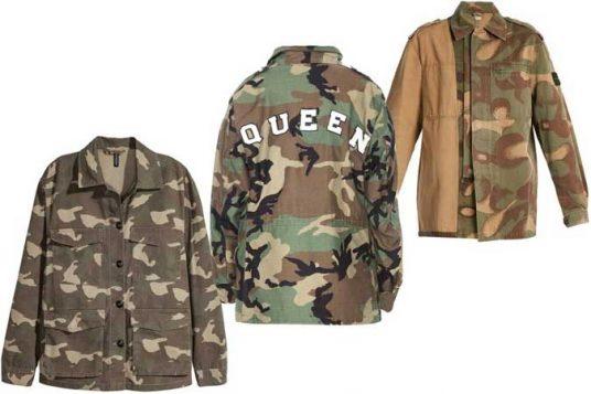 militaristicke jakne