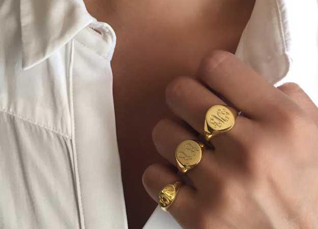 Prstenje sa pečatom