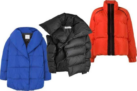 punjene jakne