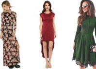 Jesenje haljine za svaki tip građe