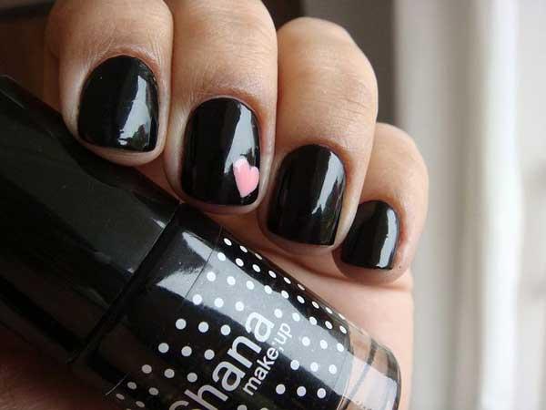 Dodir crne boje