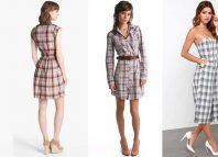 Karirana odeća je u trendu ove jeseni