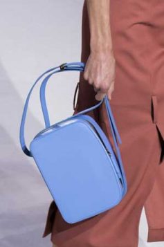 plava pastelna torba