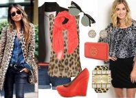 Kako da nosite Leopard print