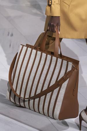 popularne torbe od prugastog platna