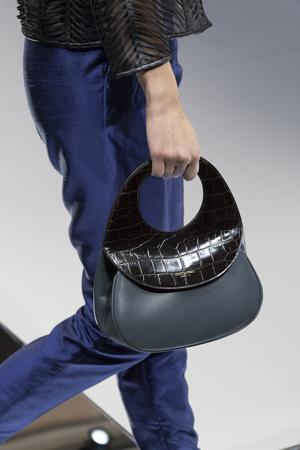 elegantna kroasan torba
