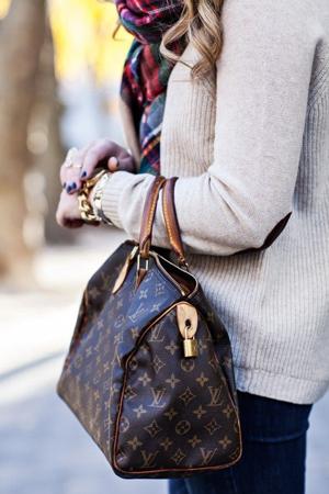 The Louis Vuitton Speedy
