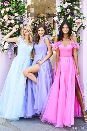 a-line duge haljine za maturu