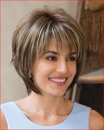 stepenaste frizure 2020- klasicni bob