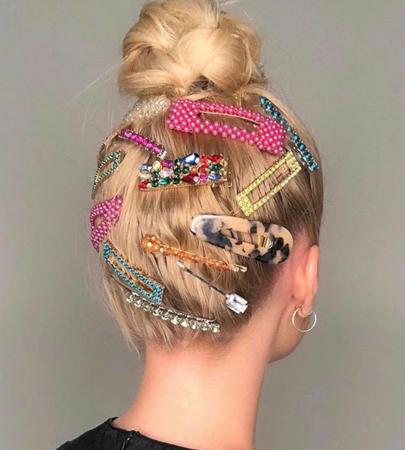 jednostavne frizure- puno snala