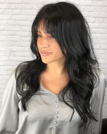 crna duga kosa