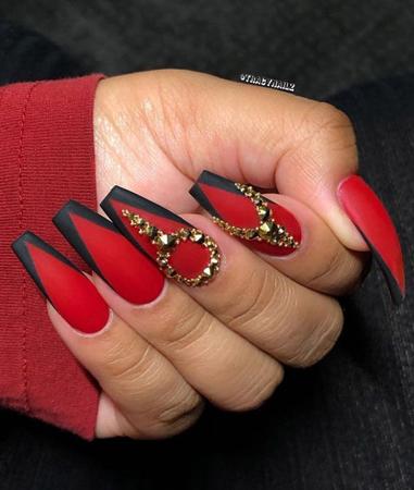 glamurozni crveni